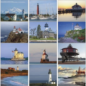 Advertising Lighthouses Appointment Calendar