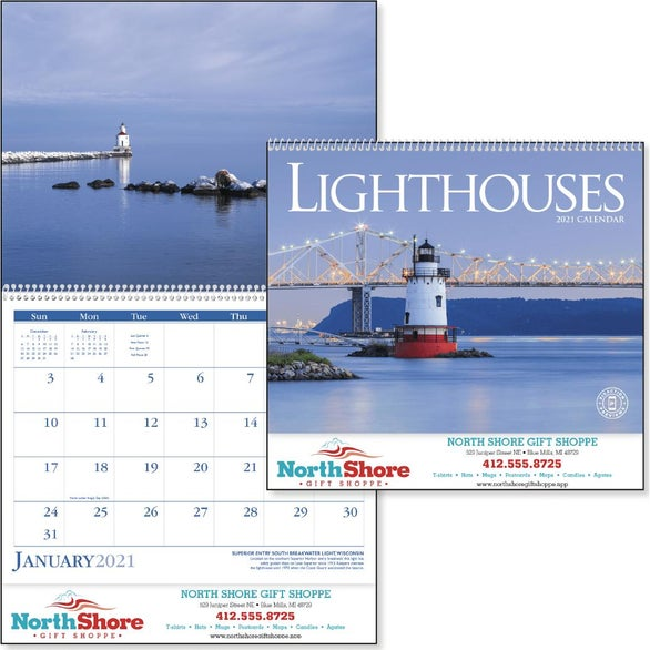 See Item Lighthouses Appointment Calendar