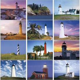 Lighthouses Appointment Calendar for Your Company