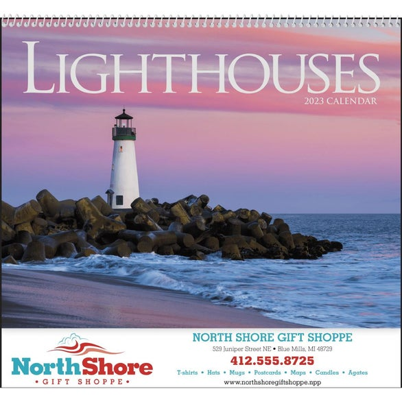 Lighthouses Appointment Calendar