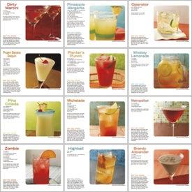 Branded Liquor Recipe Calendar