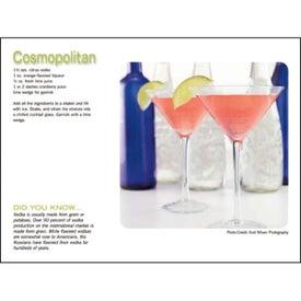 Liquor Recipe Calendar for Marketing