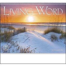 Company Living Word Calendar