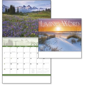 Customized Living Word Calendar