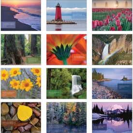 lnspiration Wall Calendar Giveaways