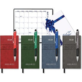 Duo Essence Monthly Calendar and Pen Set