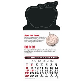 Magna Stick Farmers Almanac Calendar Pad