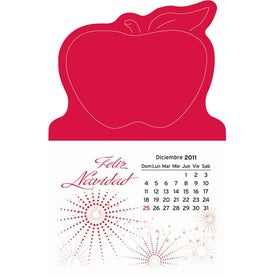Magna Stick Spanish Calendar Pad for Marketing