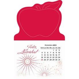 Magna Stick Spanish Calendar Pad for Marketing