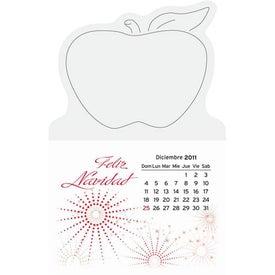 Custom Magna Stick Spanish Calendar Pad