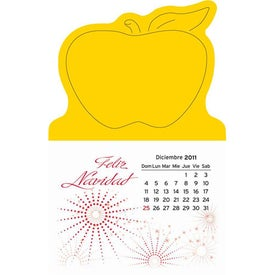 Magna Stick Spanish Calendar Pad for your School
