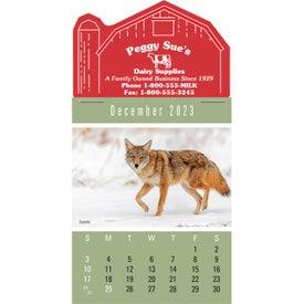 Magna Stick Sportsmen Calendar Pad (2020)