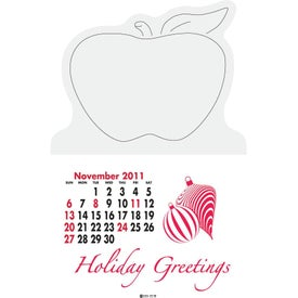 Promotional Magna Stick Standard Calendar Pad