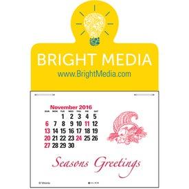 Magna Stick Standard Calendar Pad for Your Church