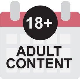 Advertising Maiden America Super Size Press N Stick Calendar