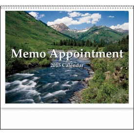 Advertising Memo Appointment with Picture - Calendar