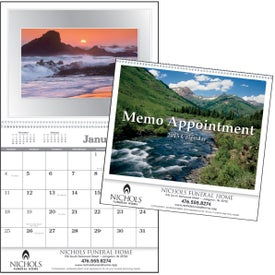 Company Memo Appointment with Picture - Calendar