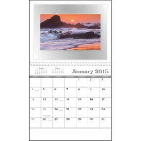 Memo Appointment with Picture - Calendar for Advertising