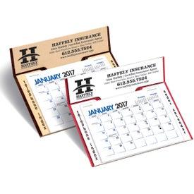 Personalized Memo Desk Calendar