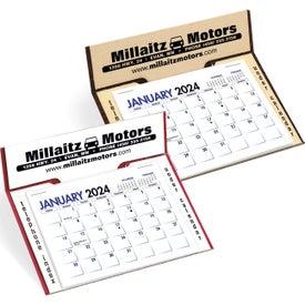 Memo Desk Calendar for Your Organization