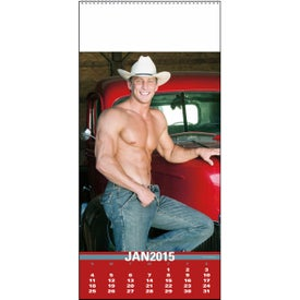 Men Executive Calendar for Your Church