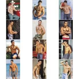 Personalized Men Executive Calendar
