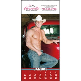 Advertising Men Executive Calendar