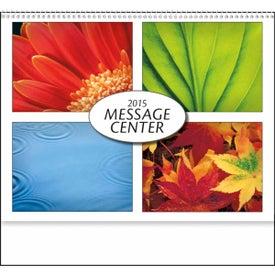 Message Center Calendar for Customization