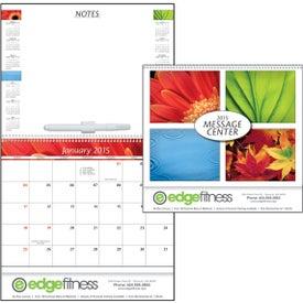 Customized Message Center Calendar