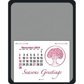 Message Maximizer Press N Stick Calendar for Marketing
