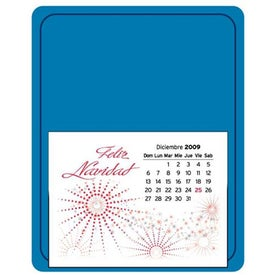 Message Maximizer Press N Stick Calendar Branded with Your Logo