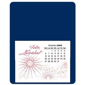 Message Maximizer Press N Stick Calendar for Promotion