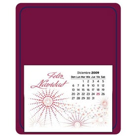 Branded Message Maximizer Press N Stick Calendar