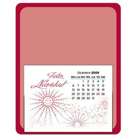 Message Maximizer Press N Stick Calendar for Your Company