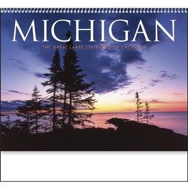 Custom Michigan Appointment Calendar