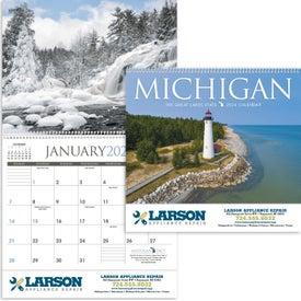 Michigan Appointment Calendar (2020)
