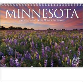 Minnesota Appointment Calendar for Promotion