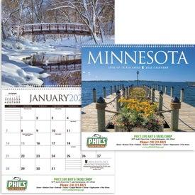 Minnesota Appointment Calendar (2020)