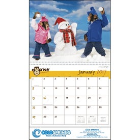 Promotional Monkey Business Appointment Calendar
