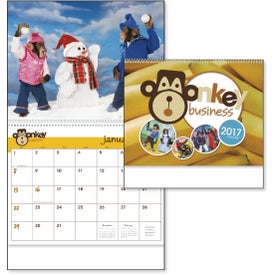 Monkey Business Appointment Calendar for Your Organization