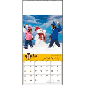 Monkey Business - Executive Calendar for Your Church