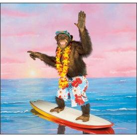 Promotional Monkey Business - Executive Calendar