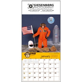 Monkey Business - Executive Calendar (2020)