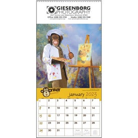 Monkey Business - Executive Calendar for Your Church