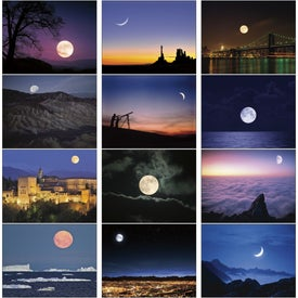 Moons Calendar Branded with Your Logo
