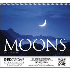 Moons Calendar (2017)