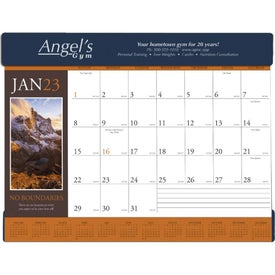 Motivations Desk Pad Calendar (2014)