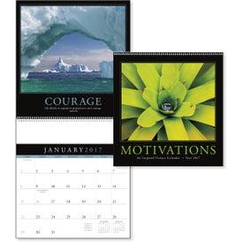 Logo Motivations Executive Calendar