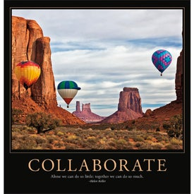 Personalized Motivations Executive Calendar