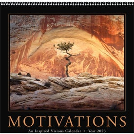 Motivations Executive Calendar for Promotion